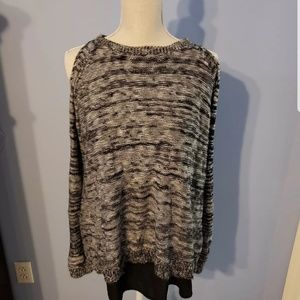 She and Sky Womens Sweater